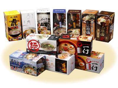 G:ご当地人気店「さっぽろラーメン」24食セット(12店・各2食)