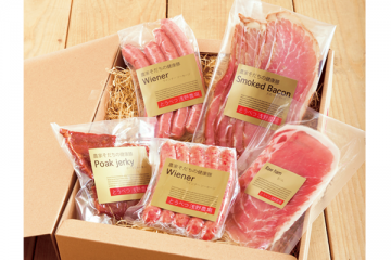 《浅野農場》肉加工品5点詰め合わせ