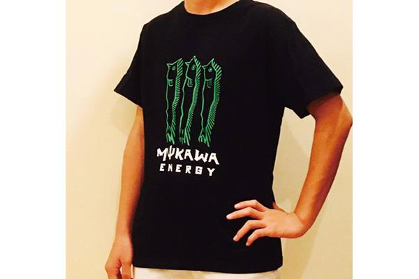 ししゃもTシャツ(M)