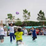 標津国際水中バレーボール大会